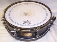 "Mapex Birds Eye Maple 5"" x 13"" Snare Drum. Maple shell"