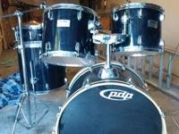 "Mapex V-Series Drums for sale: 12"" tom, 13"" tom, 16"""