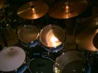 all matching mapex drum kit all hardware, cymbles,