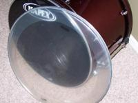 Here is a new bass drum by Mapex that came from the