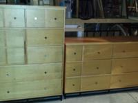 PHONE :  MAPLE CHEST - ARMOIRE $130 Looks new 6