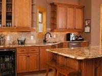 ~~~@@Maple Glaze Kitchen Cabinets~~~~@@ Beautiful Solid