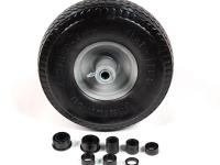 The Power Care 10-1/2 in. x 3-1/3 in. Flat-Free Tire