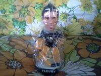 I am selling an original Marc-Andre Fleury bobblehead