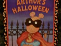 Marc Brown - Arthurs Halloween Book Numbers are written