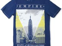 With The Empire State graphic on display, you'll carry