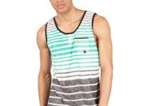 Marc Ecko Cut & Sew emphasizes this tank's awesome fit
