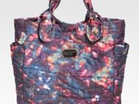 rare hard to find marc by marc Jacobs multicolor tote