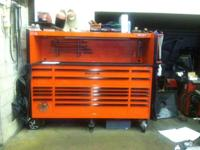 Matco devices 6s quad bay toolbox. About 5 months old.