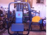 Hello, we are sell our home Gym. Great Condition and