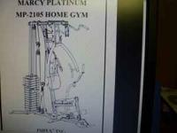 Marcy Impex platinum 2105 home gym in excellent