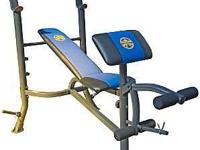 Marcy weight bench for sale $100 or best offer will