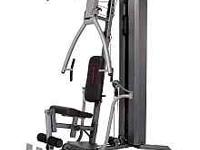 Very nice, used very little Marcy Weight Machine with