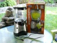 BIG Stainless Steel Margarita Maker Machine $50.00 ONE