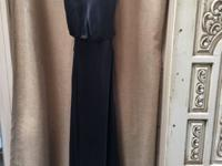 Black formal dress. Maria Bianca Nero. Size small. Worn