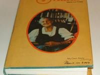 One copy of Maria; My Own Story, by Maria Von Trapp.