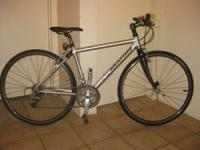 ":.  Marin Fairfax size 15.5"", 24 speed.  Alu Frame,"