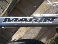 Silver Marin Performance California Series alloy