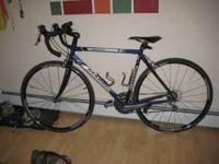 Hi I am selling a Marin Racing Bike. $500.00 OR BEST