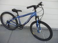 This is an awecome bike in excellent condition. The 24""