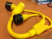 MARINCO POWER PIGTAIL ADAPTERS BRAND NEW   30 AMP