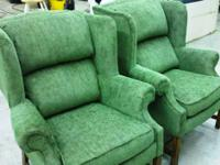 We offer a full line of upholstery services from custom
