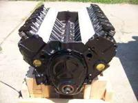 All Marine engines are built back to manufacture spec's