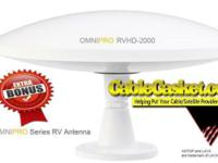The RVHD-2000 has many advantages when it comes to RV