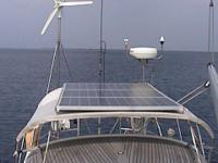 MARINE SOLAR ELECTRIC???  YES!  YES!