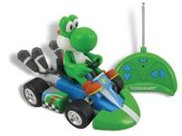 Get behind the wheel! Take the controls of a real Mario
