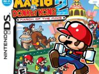 Mario vs Donkey Kong 2 - March of the Minis for NDS