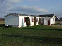 VERY Well Kept Mobile Home With An Addition And