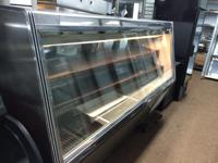 FOR SALE --MARK -- 94'' DELI CASE IN EXCELLENT