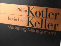 ISBN-10: 0136009980, ISBN-13: 86.  Kotler/Keller is the