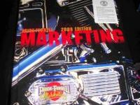 I used this book for the Marketing Class at Highland