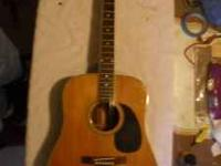 Martin D28 Solid spruce top solid rosewood back and