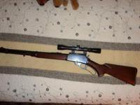 Very good Condition Marlin 30-30-Caliber Mod. 336RC
