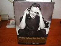 NEW MARLON BRANDO BOOK/BY GEORGE ENGLUND . CALL