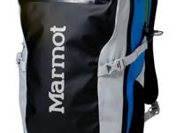 Pack up and go in this Marmot backpack, featuring a