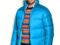 Sleek, sporty, and super warm, this Marmot jacket will