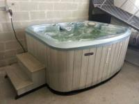The Spirit Hot Tub Spirit? relaxes your mind and