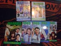 selling entire collection of Married w/ Children series