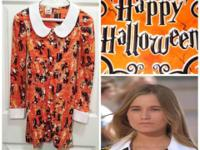 """Marsha Brady"" 70's vintage dress. GREAT FOR HALLOWEEN"