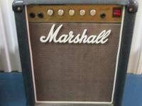 Marshall 5005 12-Watt Lead Practice Amp (If you want to
