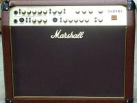 Marshall Acoustic Soloist AS100D Guitar Amplifier-LIKE