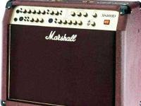 Marshall AD100D Combo Amp, dual 50 watt