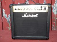 Great sounding amp, for practice or play,, with