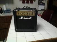 Marshall G -10 MK.2 40 Watts this is a loud little amp.