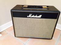 Nice Marshall Class 5. If you desire tone w/o being