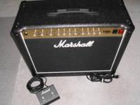 Marshall DSL 40 guitar amp I am selling. I am the only